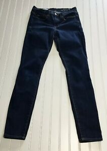 4712c9ed10735 GAP 1969 Women's Size 25r LEGGING JEAN Skinny Ankle Stretch Blue ...