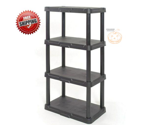 Freestanding Shelving Unit Storage