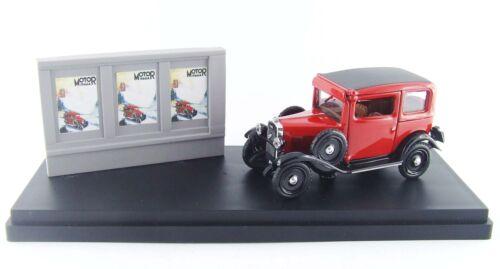 Fiat 508 Balilla 1932 Stradale Rosso//Red Rio 1:43 Rio4395 Modellino Diecast