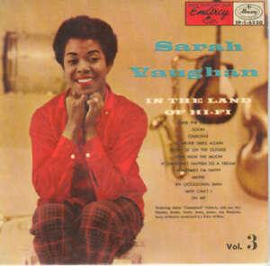 Sarah-Vaughan-In-The-Land-Of-HiFi-Volume-3-7-034-EP-Vinyl-Schallplatte-46661