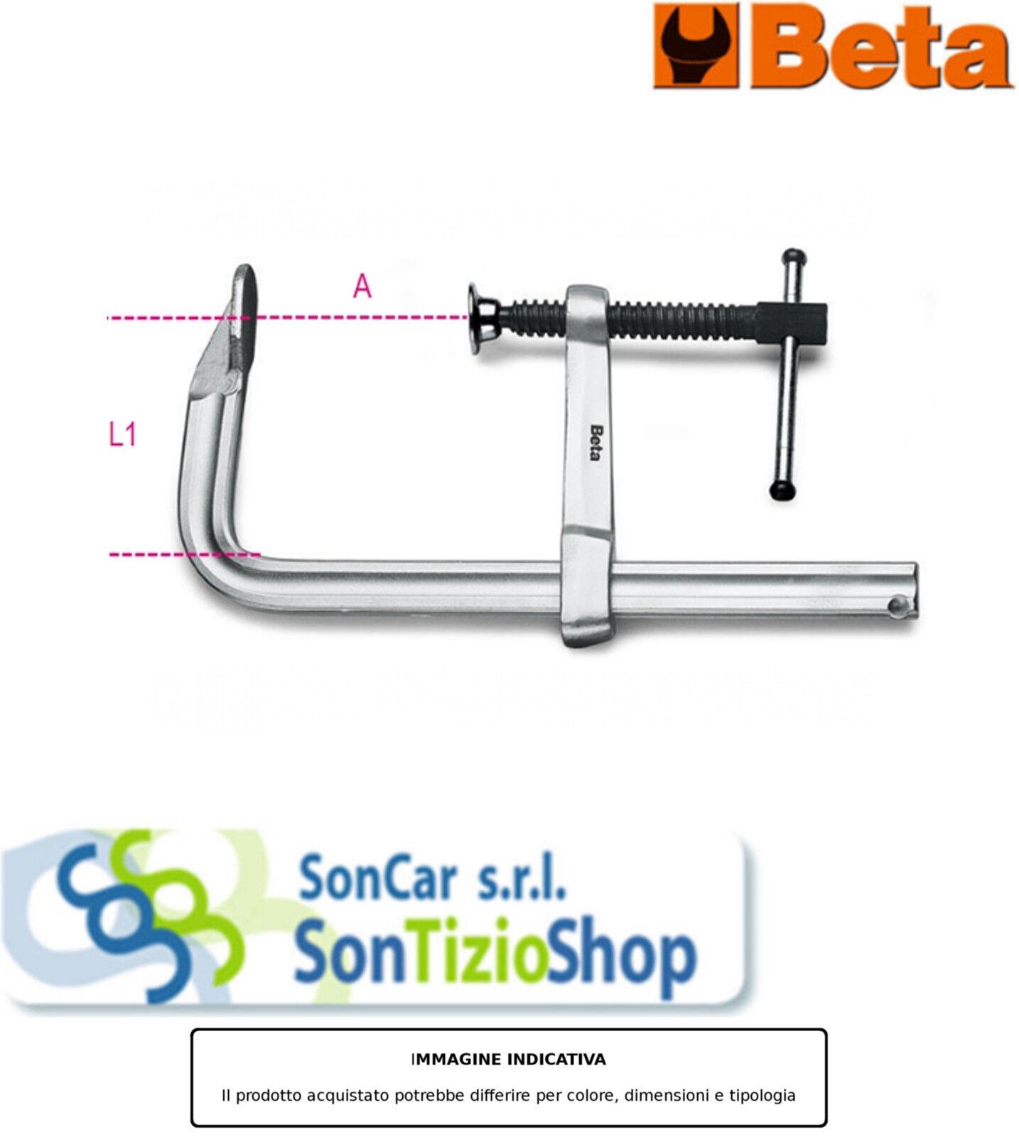 Beta 1595 600 Artikel Original  Schraubzwingen Universal- 620x125