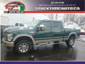 """2008 Ford F 350 King Ranch 4WD Crew Cab 172"""" King Ranch"""