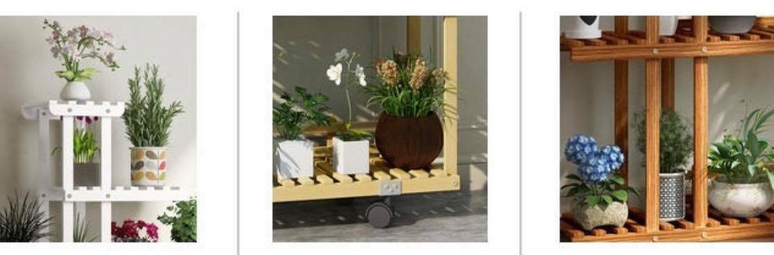 Firefly Electric Parasol Patio Heater Floor Stand H196.5cm Garden Accessories