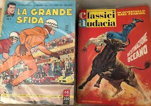 CLASSICI-AUDACIA-da-1-a-63-completa-Mondadori-DOT