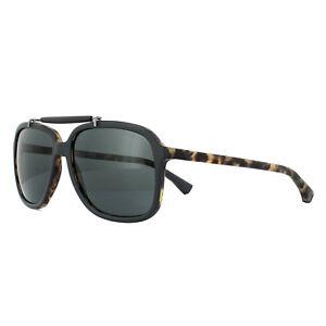 f96ac75c0fe9 Image is loading Emporio-Armani-Sunglasses-4036-527387-Dark-Grey-Matt-