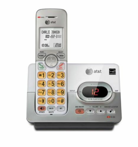 EL52103 AT/&T Cordless Phone System With Caller ID//Call Waiting ™