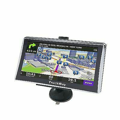 Truckway Trucking GPS - Pro Series Model 720 7
