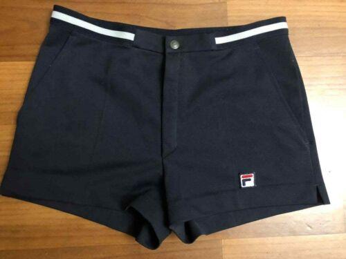 Fila Vintage retro Tennis Shorts size S UK 28 Smal