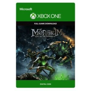 Details about MORDHEIM: CITY OF THE DAMNED * XBOX ONE DIGITAL GAME DOWNLOAD  * DELIVERY TODAY