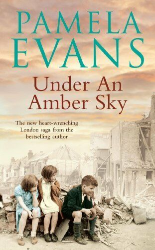 Under an Amber Sky: Family, friendship and romance unite in th ,.9780755330591