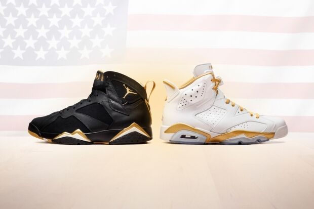 Air Jordan Golden Moments Package GMP Pack 6 VI 7 VII XI
