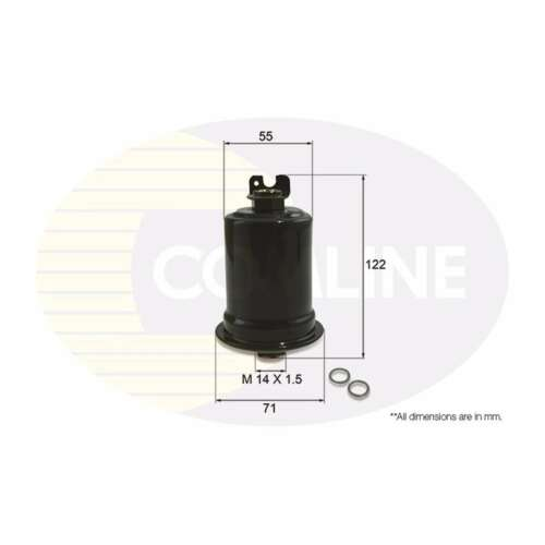 Fits Toyota Corolla AE86 Genuine Comline Fuel Filter