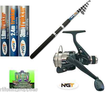 Rs20 Reel 8 Spinners In Bit Box Quality First 2019 Latest Design Telescopic Fishing Rod 6ft,8ft Or 10ft