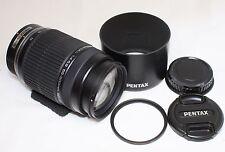 Good++ Pentax SMC 55-300mm F/4-5.8 DAL DA L ED AF Lens for K mount