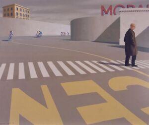Jeffrey-SMART-The-Bicycle-Race-PRINT-Urban-Modern-Art-hyperrealism