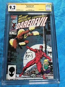 Daredevil-238-Marvel-CGC-SS-9-2-Signed-by-Art-Adams-Sabretooth