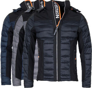 Geographical-Norway-senores-Softshell-chaqueta-chaqueta-Mix-Parka-otono-chaqueta-chaqueta