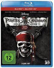 Pirates of the Caribbean 3D-Blu-Ray NEU&OVP Fremde Gezeiten