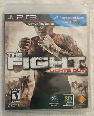 Lights Out Video Playstation 3 Ps3