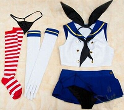 Kantai Collection KanColle Japanese Destroyer Shimakaze Cosplay Costume dress