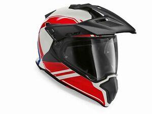 ORIGINAL  BMW Motorrad Helm GS Carbon Evo Grid Enduro Helm Carbon NEU 2021