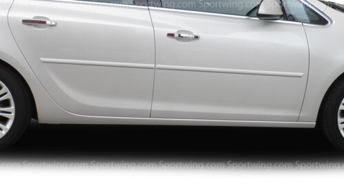 PAINTED Trim Mouldings For BUICK VERANO 2012-2017 BODY SIDE Moldings