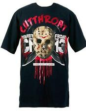 HTF! NWT Ecko Unltd Jason Friday the 13th Limited Edition T-Shirt  Size Small