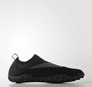 adidas Mens Climacool Kurob Black Slip on Water Shoes Black Kurob Atheletic Running Shoes 3ec88d