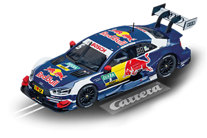 Carrera Evolution 1 32 Slot Car 20027586 Audi RS 5 DTM M. Ekstrom No.5 NEW