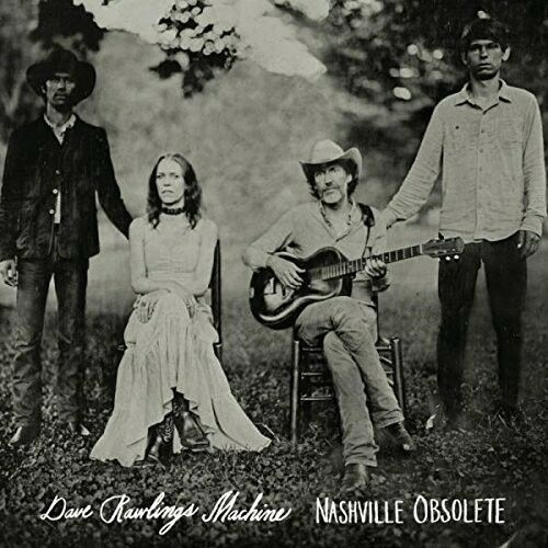 Dave Rawlings Machine - Nashville Obsolete [New CD] Jewel Case Packaging