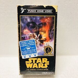 Funko-Home-Video-Star-Wars-The-Empire-Strikes-Back-Frame-T-Shirt-size-Medium