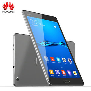 huawei mediapad m3 lite 8 0 wifi lte tablet octa core fingerprint android 7 0 ebay. Black Bedroom Furniture Sets. Home Design Ideas