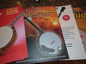 Great Picking Tunes for Banjo , Teach Yourself to Play