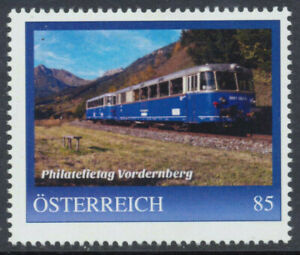 8137950 PM - Philatelietag Vordernberg - Eisenbahn **pt0576