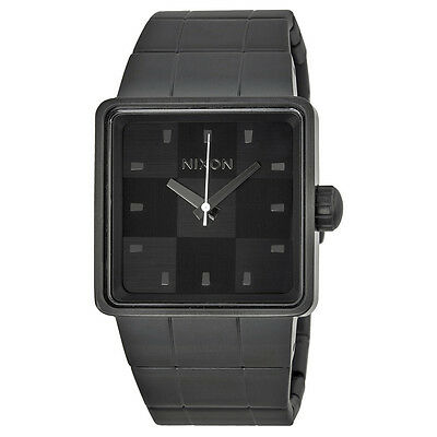 Nixon Quatro All Black Mens Watch A013-001-00