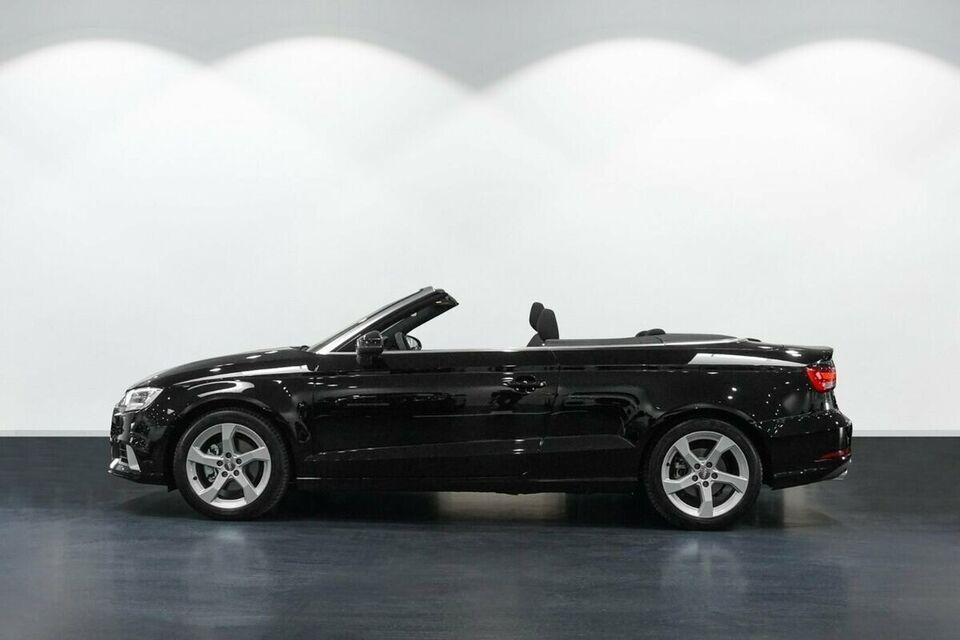 Audi A3 35 TFSi Sport Cabriolet S-tr. Benzin aut.