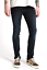 Nudie-Herren-Slim-Skinny-Fit-Stretch-Jeans-Hose-Tube-Tom-Black-Carbon Indexbild 1