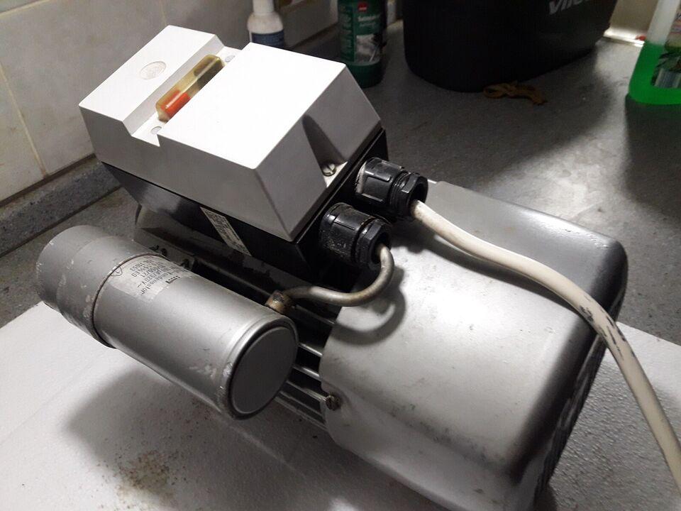 El-motor-unit til dykkerkompressor Bauer