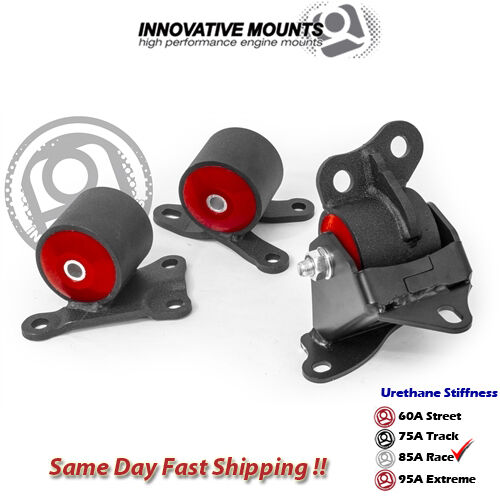 Innovative B /& D Series Mount Kit for 1996-2000 Civic 2 Bolt Post 10050-85A