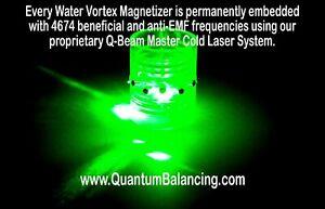 VORTICE-D-039-ACQUA-Magnetizzatore-12-MAGNETE-IMPLOSIONE-dispositivo-strutturato-in-cluster-acqua