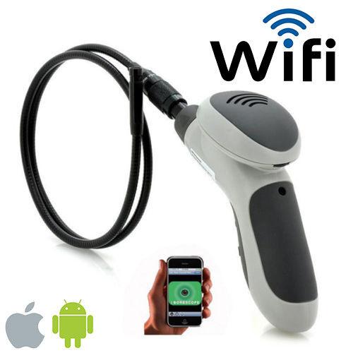 s l1600 - Videoendoscopio Wifi para iOS iPhone, iPad y Android - Reacondicionado (SRC197)