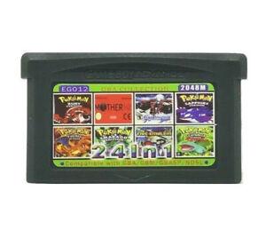 24-in-1-Gameboy-Advance-GBA-Multicart-Pokemon-Castlevania-Zelda-Metroid-Sapphire