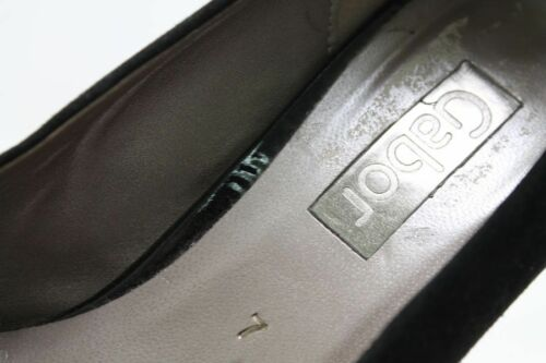 Shoes Leather 7 Black 41 Ara Unito Pumps Regno Size Af4Adn