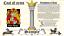 thumbnail 1 - Sacheville-Sakvile COAT OF ARMS HERALDRY BLAZONRY PRINT