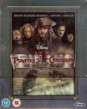 Pirates of the Caribbean: At World's End Limited Edition SteelBook (Region B UK)