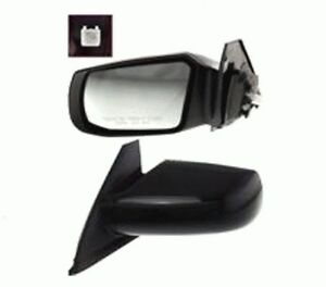 Details About 2008 2009 For Nissan Altima 2 Door Coupe Driver Side Mirror Lh Power Non Heated