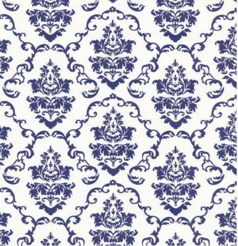 Klebefolie Aida blue selbstklebende Folie Möbelfolie Dekor Ornamente 45x200 cm