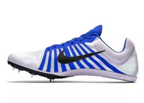 D atletismo Tamaño para Nike azul hombre Zapatillas 100 de Zoom 819164 12 Blanco qa5wWwIg