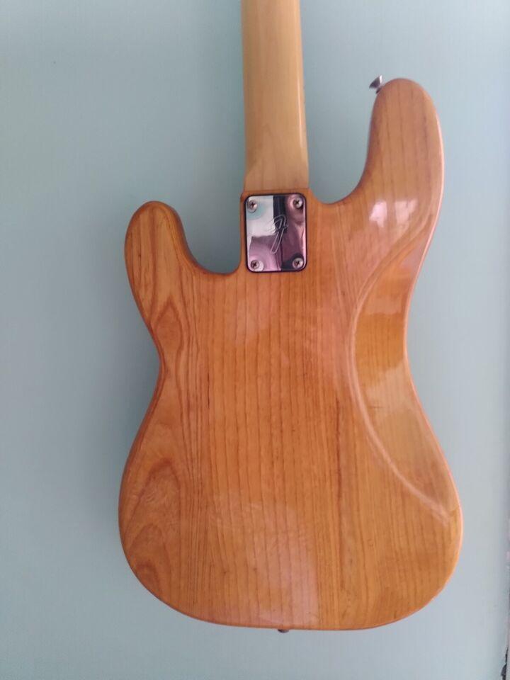 Elbas, Fender (US) P bas