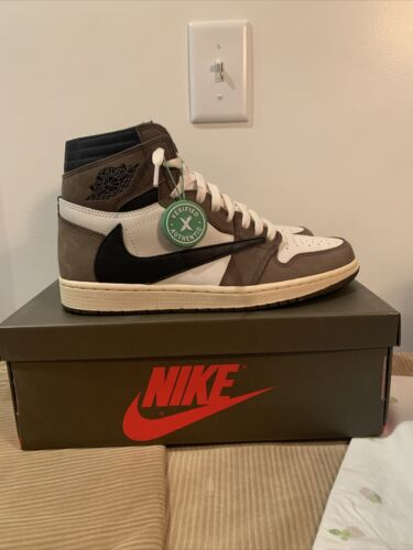 travis scott jordan 1 high authentic